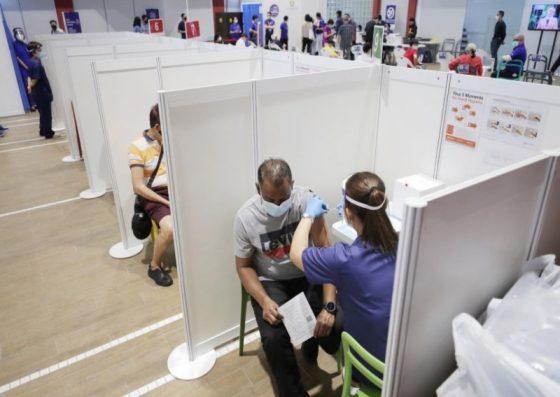 Warga Singapura Divaksin Sinovac Tak Masuk Hitungan Vaksinasi Nasional