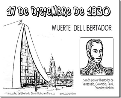 MUERTE DE SIMON BOLIVAR (3)
