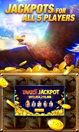 Take5 Free Slots u2013 Real Vegas Casino  screenshots 3