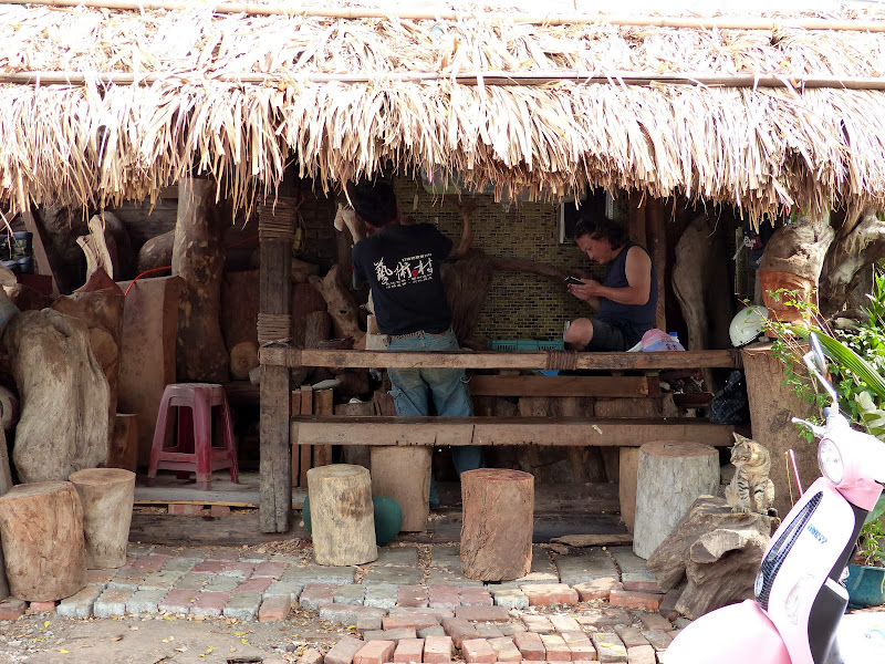 Fang Liao Artist village F 3 ( Pingtung county) et Village cultural a Pingtung city - P1030597.JPG
