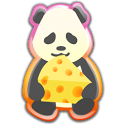 Escape Game Panda w/ Cheese icon