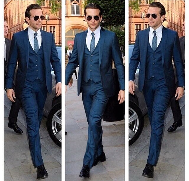 Styled by Larinda : Men Suit Swag