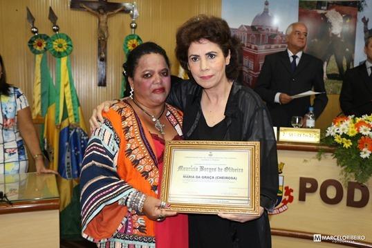 Karen Lannes - Maria da Graça Braga Cheirosa