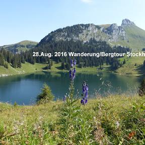 Bergtour/Wanderung Stockhorn