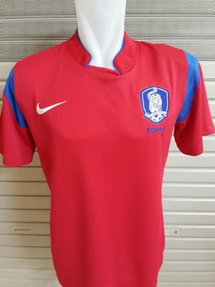 Jual Jersey Korea Selatan Piala Dunia 2014