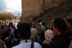 Llegada a Denia: Mirallas de la Medina de Daniya.