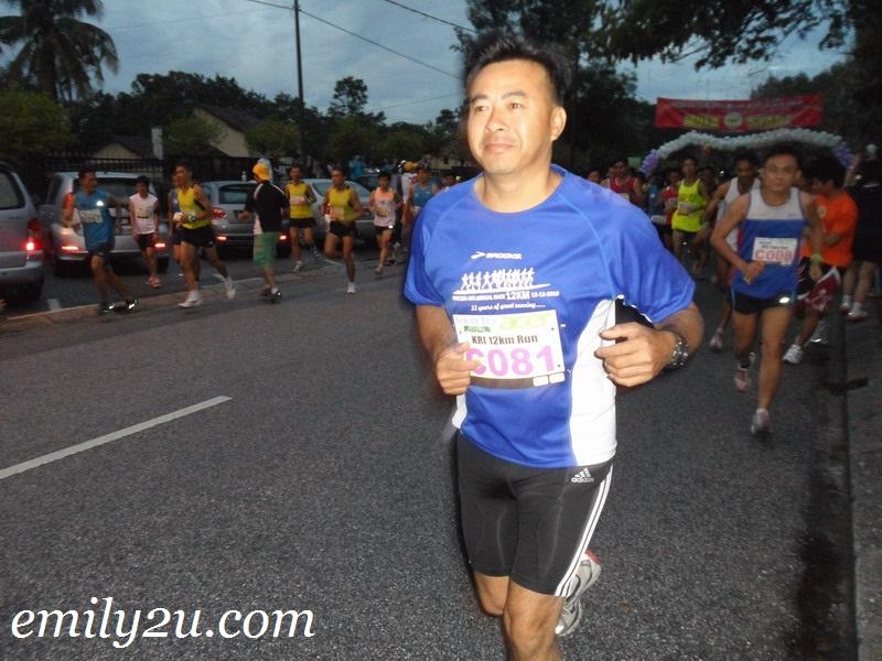Sabah Teh PeztFree KRI 12km Run 2011