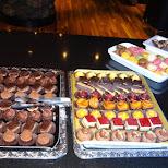 free deserts at Saga Lounge in Reykjavik, Hofuoborgarsvaeoi, Iceland