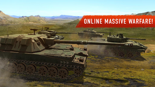 War of Tanks: PvP Blitz - screenshot