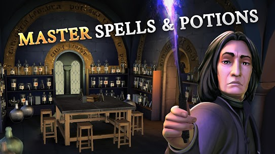 Harry Potter: Hogwarts Mystery Apk MOD (Unlimited Energy) 3