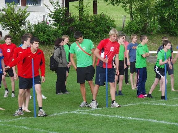 Jugitag Gruppen in Eschenbach