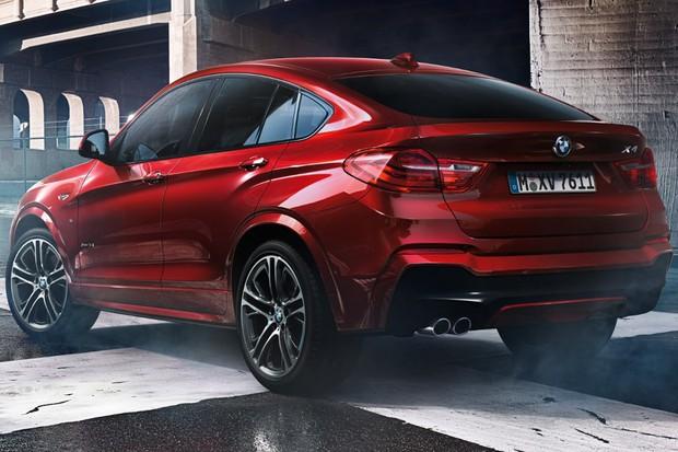 BMW anuncia produção do X4 em Santa Catarina a partir deste mês