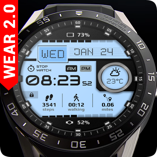 Digitec Watch Face file APK for Gaming PC/PS3/PS4 Smart TV