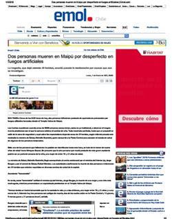 1-01-2001Dos personas mueren en Maipú por desperfecto en fuegos artificiales _ Emol