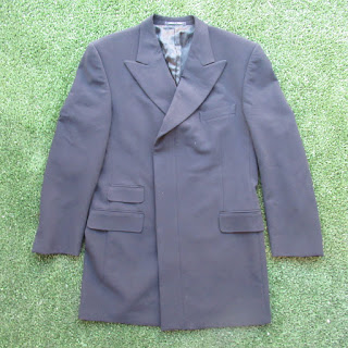 Gucci Black Wool Coat