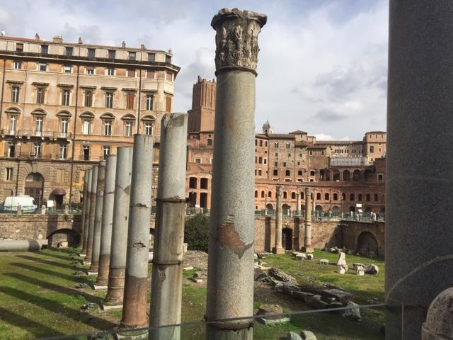 Escale croisière Rome