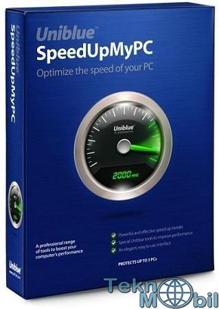 Uniblue SpeedUpMyPC full