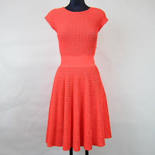 Christian Dior Amaranth Pink Dress