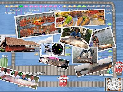 Bungsamran Fishing Park - Bangkok SM Hub