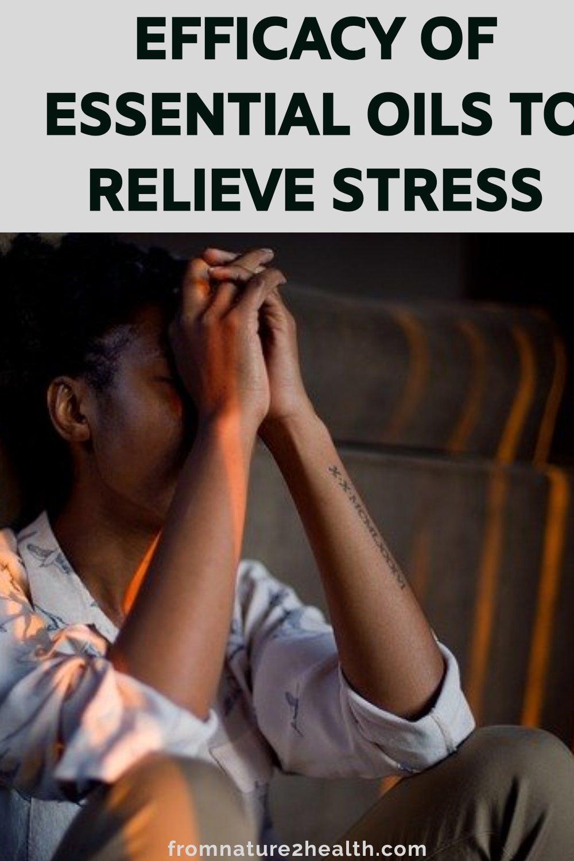 Bargamot Oil, Cananga Oil, Chamomile Oil, Lavender Oil, Rose Oil to Relieve Stress