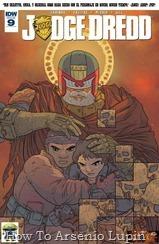 """Actualización 14/07/2018: Judge Dredd Vol ll por Shinji y Mastergel para el Drokkin Project. ¡Mega-City Zero, Parte 9! ¡El culto de Dark Judge revela a Dredd la verdadera naturaleza de este extraño mundo nuevo, en """"Polen""""!"""