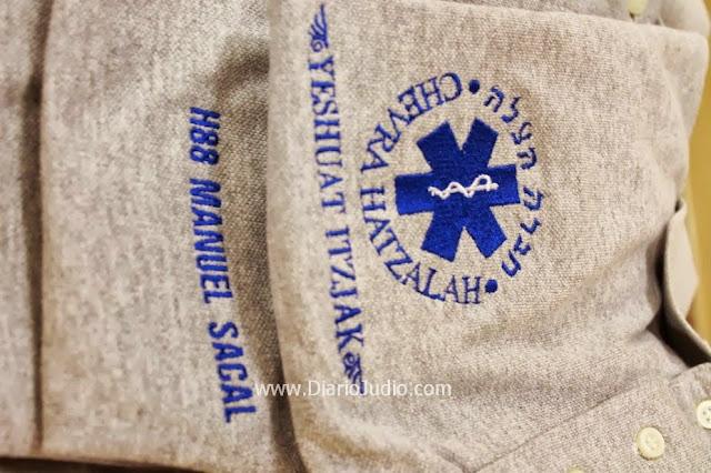 Gran cena de Hatzalah de la comunidad judía de México