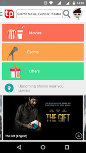 TicketPlease.com- screenshot thumbnail