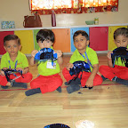 Introduction of Jelly Fish (Playgroup)