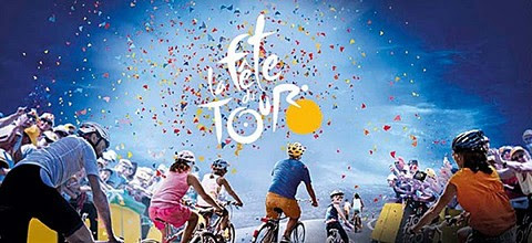 Fête du Tour de France St Nazaire 2013