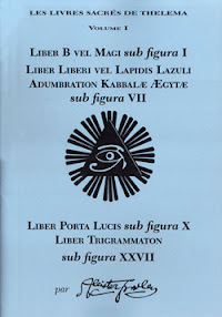 Cover of Aleister Crowley's Book Liber 001 B vel Magi Notated