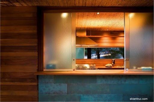 Leaf House 13 2 750x499 Kiến trúc nhà lá thú vị tại Brazil