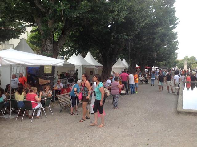 Primeiras fotos da Feira da Bôla - Lamego - 2015