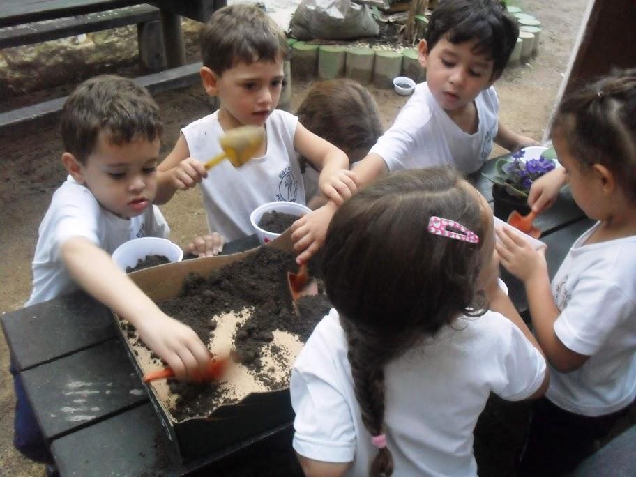 Tia Patrícia – Maternal – Unidade I – 2012