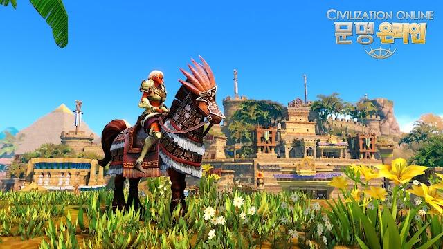 Cận cảnh gameplay của Civilization Online 19