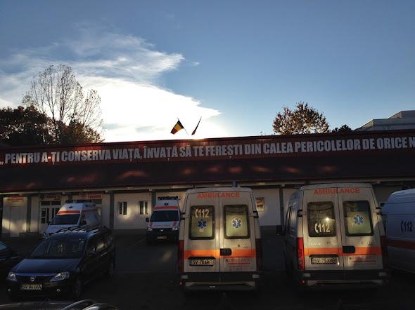 Serviciul Judeţean de Ambulanţă Suceava