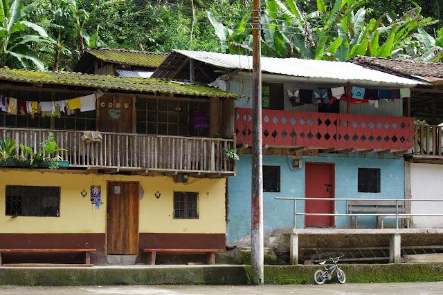 Las Juntas (Carchi, Équateur). 23 novembre 2013. Photo : J.-M. Gayman