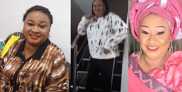 """""""God has done me well"""" - How Rachel Oniga wept, marked her last birthday weeks to her death [Video]"""