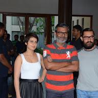 Dangal Press Meet in HYD Photos