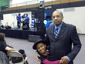 Photo: Kalonji & Kaleya at TSU event in Springfield, TN