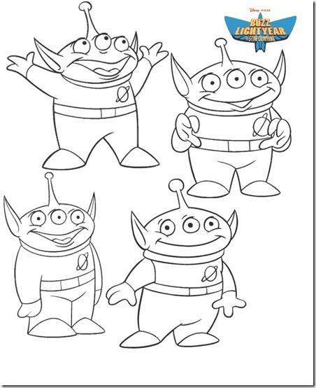 Woody y Buzz jugarycolorear  (16)