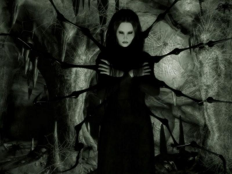 Web Of Fear, Black Magic