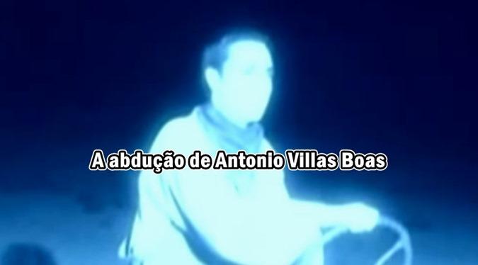 A abdução de Antonio Villas Boas