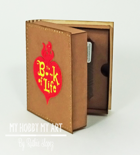 The Book of Life, Blog Hop Friends, Gift Card, Ruthie Lopez , Bloh Hop 3