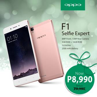 Oppo\'s Christmas Discount on it\'s Perfect Selfie Expert feature is ...