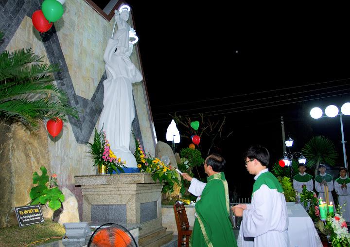 Lễ Khánh Thành Tượng Đài Đức Mẹ Giáo xứ Hòa Nghĩa