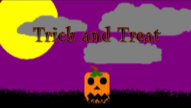 trick and treat halloween horror short film