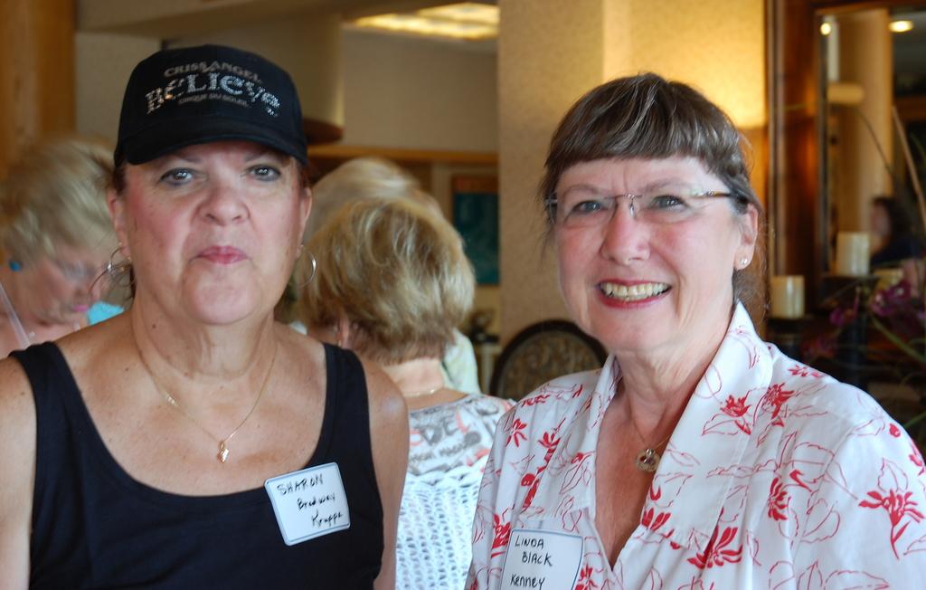Sharon Bradway, Linda Black
