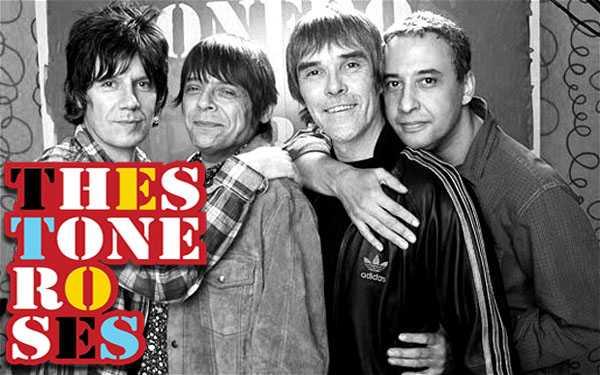 Jakarta Siap-siap Di Goyang The Stone Roses