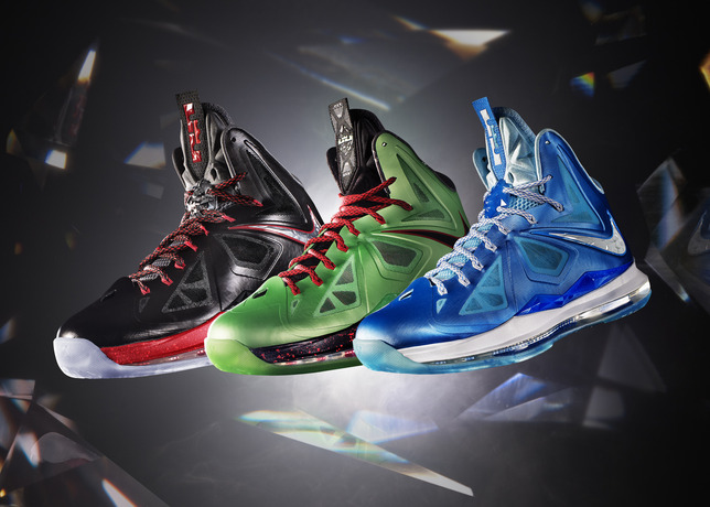 Nike Introduces The LEBRON X Commercial