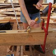 Structure bois atelier 1